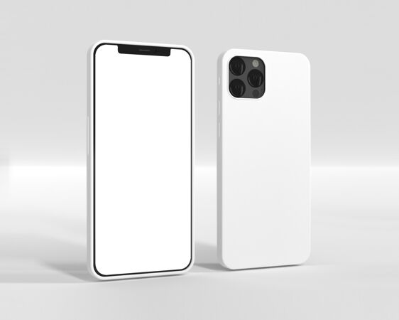 手机壳模型的创意安排