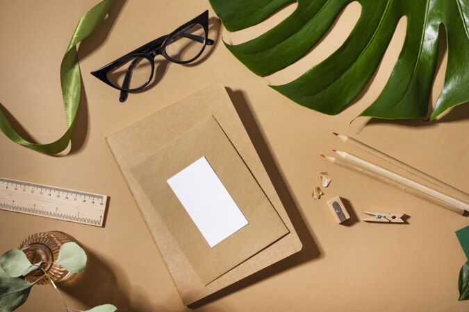 上图笔记本和怪兽植物