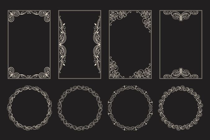 书法装饰框