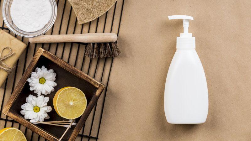 自制环保清洁产品-香皂